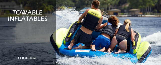 Clearance Sale Towable Inflatable Tubes UK and Clearance Sale Ringos, Boat Ski Tubes, Banana Boats, Water Toys and Towable Toys - jetskidirect.co.uk